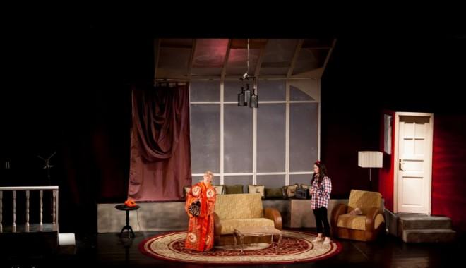 DESCULŢ ÎN PARC şi TITANIC ORCHESTRA, la Teatrul de Stat Constanţa