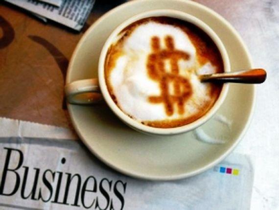 Au făcut 1,4 MILIOANE DE DOLARI cu o ceaşcă de cafea!