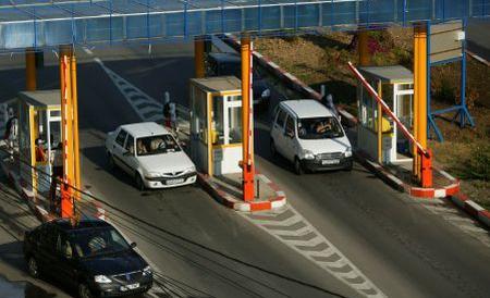 DISPAR barierele de la intrarea în MAMAIA. DEFINITV!