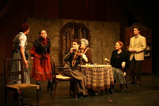Comedia GAIŢELE, pe scena Teatrului de Stat Constanţa