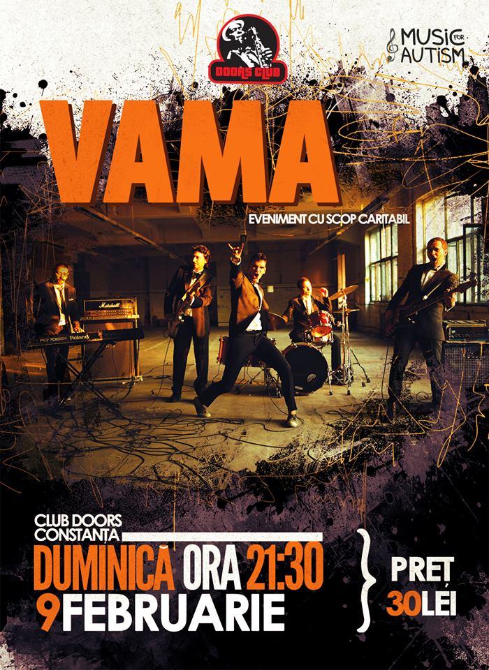 """VAMA redeschide Campania caritabilă """"Music for Autism"""""""