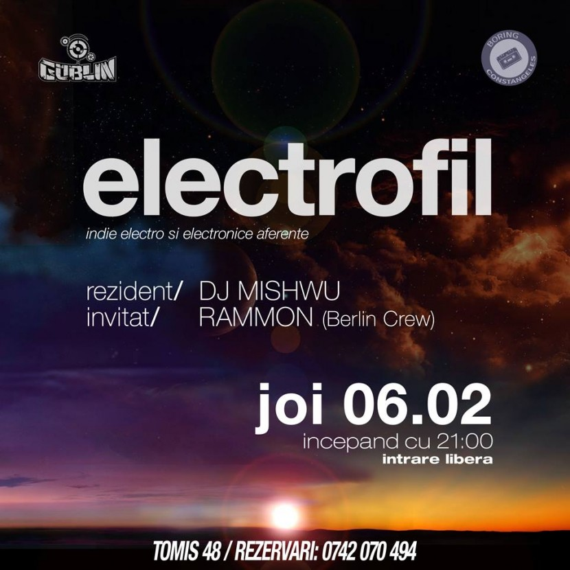 ELECROFIL in Club GOBLIN