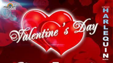 Valentine's Day cu DOUBLE SIX la Harlequin Mamaia