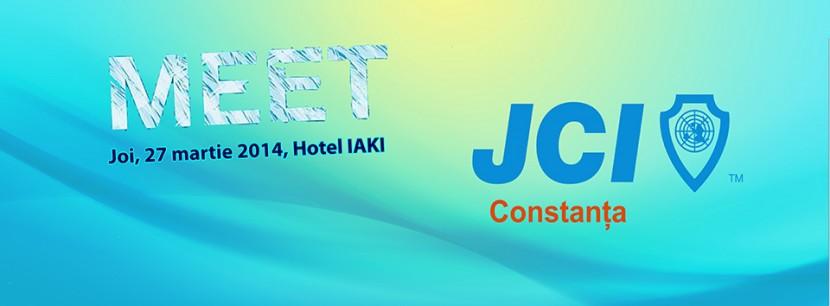 """""""Meet JCI Constanta"""", eveniment de prezentare la Hotel IAKI pe 27 martie"""