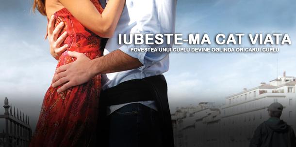 Teatru: IUBESTE-MA CAT VIATA la Harlequin