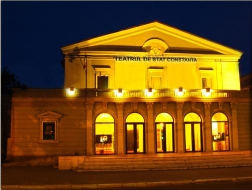 """ESCROCII"", la Teatrul de Stat Constanţa"