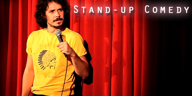Stand-up comedy cu COSTEL la Harlequin Mamaia