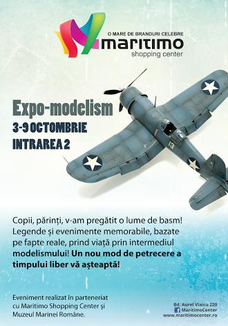 Expo-modelism la Maritimo