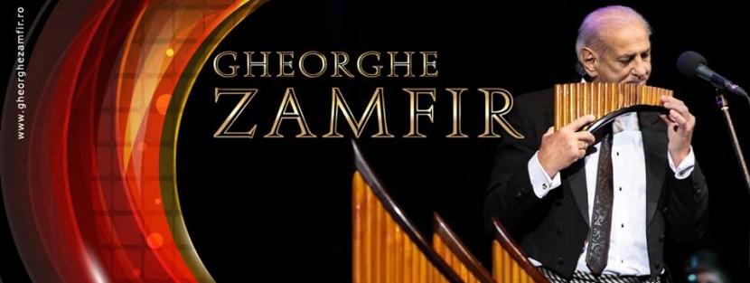 Concert GHEORGHE ZAMFIR si orchestra MAGICA la Harlequin