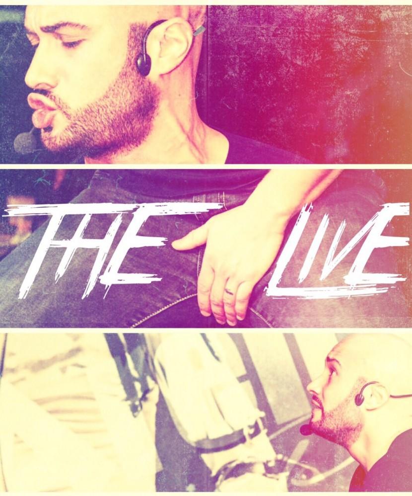 "BENDEAC prezinta showul ""ThE LivE"" la Harlequin Mamaia"