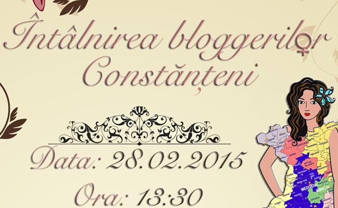 Bloggaritele din Constanta isi dau intalnire la un eveniment special