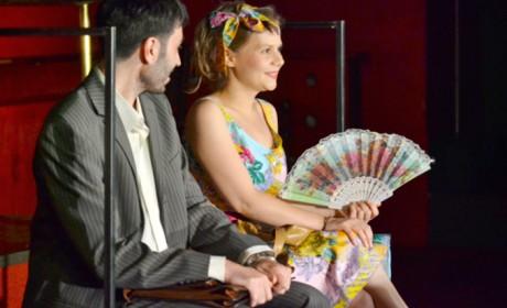 """""""IUBIREA E UN LUCRU FOARTE MARE"""", la Harlequin Mamaia"""