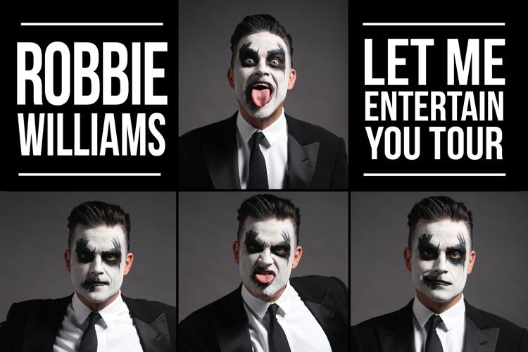 Au fost puse la vanzare biletele pentru concertul Robbie Williams din Romania