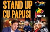 Stand-up Comedy cu papusi! Eduard Sandu vine la Constanta