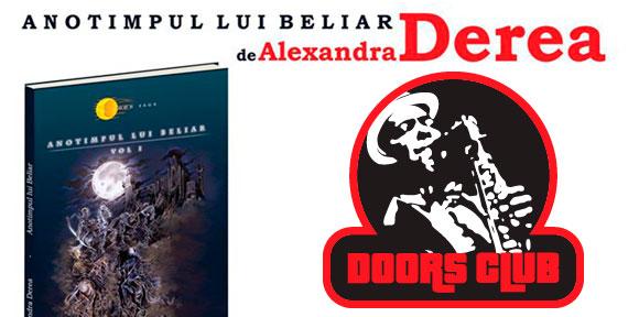 """Lansare de carte """"Anotimpul lui Beliar"""" si concert Colonist pe Luna"""