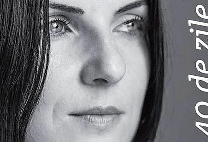 """Chris Simion lanseaza la Constanta noul sau roman, """"40 de zile"""""""