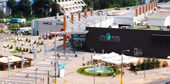 ATENTIE, SOFERI! Se modifica accesul in parcarea City Park Mall