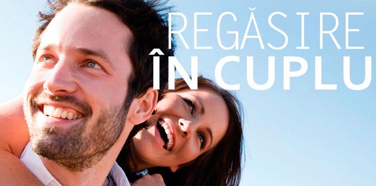 """Seminar """"REGASIRE IN CUPLU"""", cu Cristina Negut"""