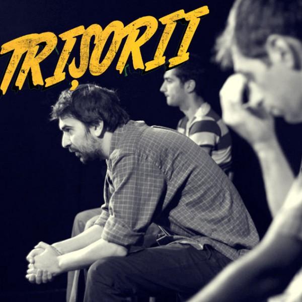 "PREMIERA la Constanta. Piesa de teatru ""TRISORII"" (reprogramat)"
