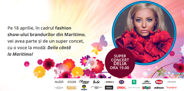 FASHION DELIA SHOW la Maritimo Shopping Center