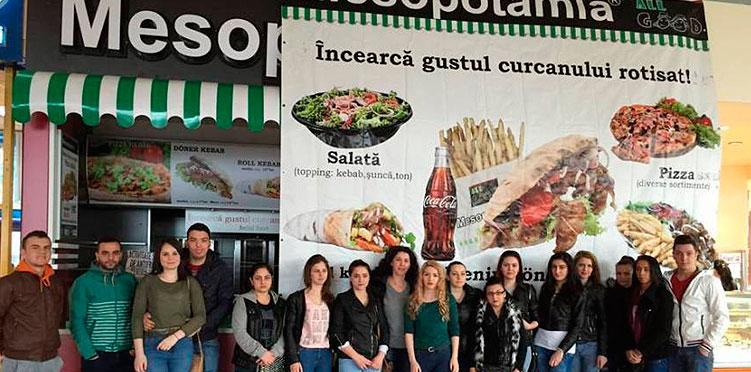 Un cunoscut fast-food din Constanta, INCHIS DE ANAF