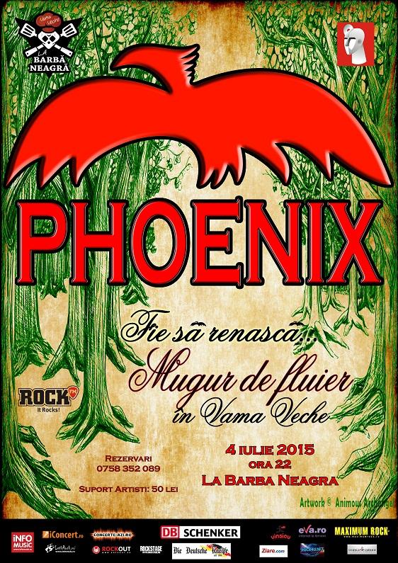 concert phoenix vama veche