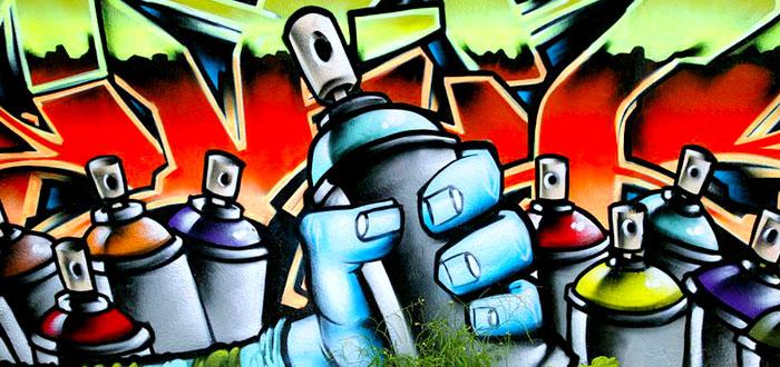 Concurs de GRAFFITI in Mamaia Nord. Cei mai tari grafferi vin sa faca arta!