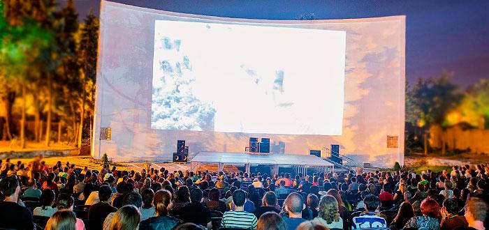 INTRARE GRATUITA la cel mai mare CINEMATOGRAF in aer liber din Constanta!