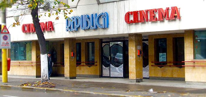 Cinema REPUBLICA se va redeschide! Peste 700 de locuri