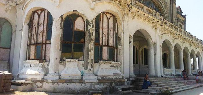 GHINION. Licitaţia pentru restaurarea Cazinoului a fost contestată!