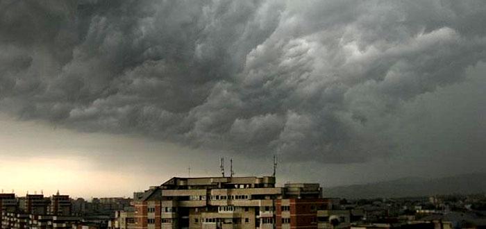 ANM. COD PORTOCALIU de furtuni si ploi in judetul Constanta