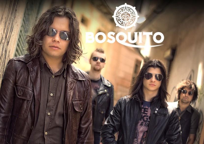 BOSQUITO, concert incendiar pe scena Harlequin Mamaia