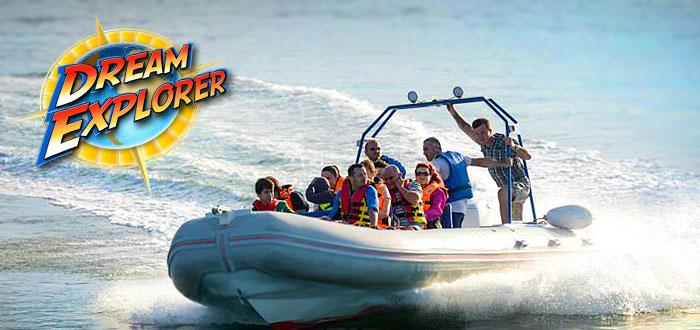 Aventuri pe mare cu Dream Explorer! Distractie garantata pentru prieteni si familie