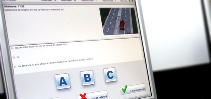 Examenul de la Constanta pentru permisul de conducere a fost AMANAT!