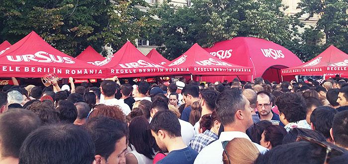 Sute de plangeri la Protectia Consumatorului, dupa concertul lui Robbie Williams