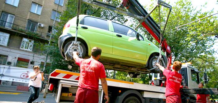 """Cum iti recuperezi banii """"saltati"""" daca ti-a fost ridicata masina!"""