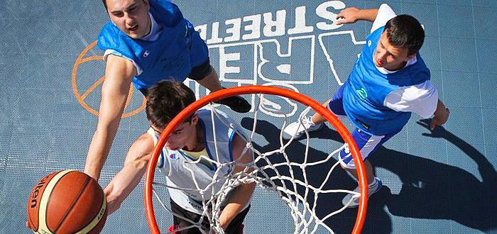 CONSTANTA STREET PLAY 3×3. Competitie de baschet pentru amatori pe faleza Cazino