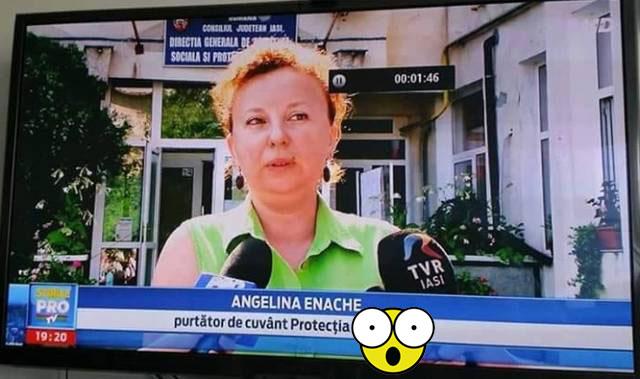 Gafa la PRO TV. Organ genital redactat pe ecran in timpul stirilor!