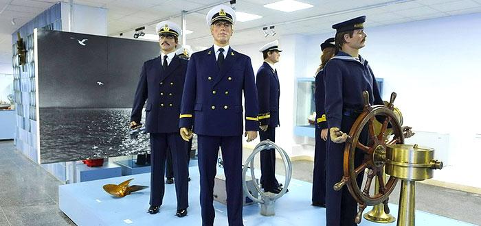 Ziua Portilor Deschise la Muzeul Marinei Romane