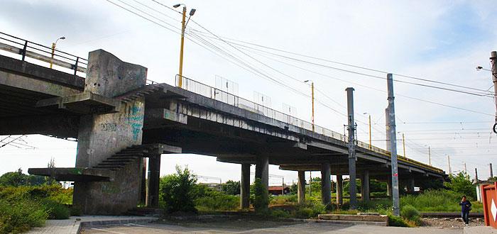 In sfarsit, Podul de la Butelii va intra in RENOVARE!