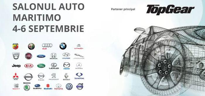 Peste 200 de masini la SALONUL AUTO MARITIMO. Vino sa vezi si sa testezi!