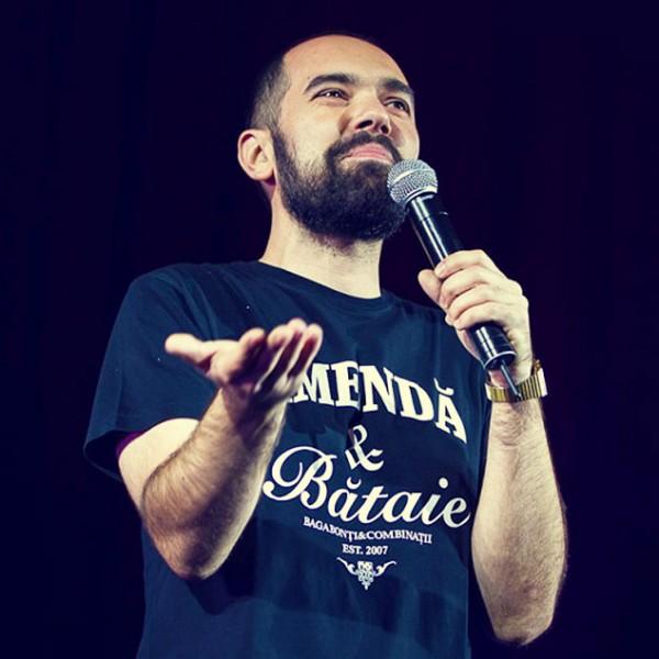 Stand-up Comedy. TEO revine la Constanta, pe scena Harlequin!