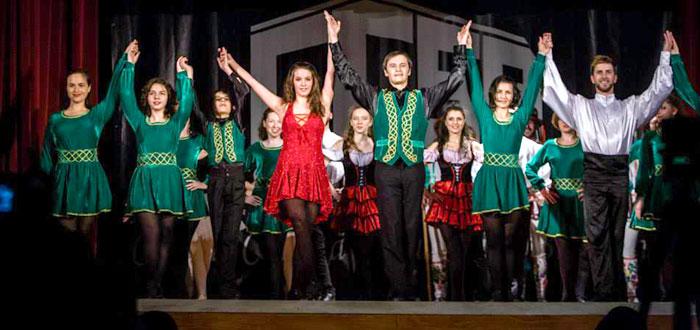 Dansuri irlandeze! IRISH WAY, la Teatrul de Stat Constanta