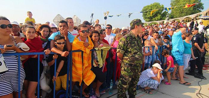 Care sunt restricțiile de circulație în Constanța, de Ziua Marinei