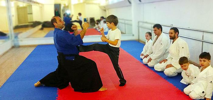 Cursuri de ARTE MARTIALE, Aikido. Dezvolta increderea in sine a copilului tau!