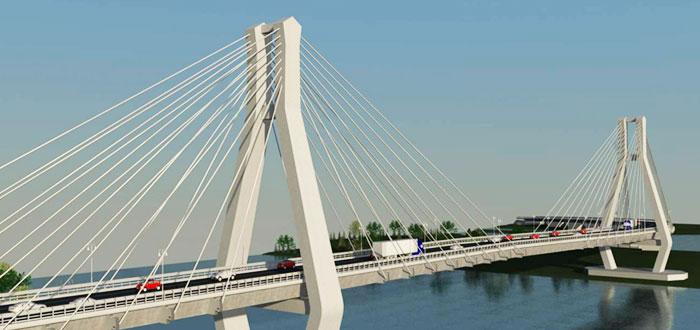 NOUL POD peste Canalul Dunare – Marea Neagra va fi DESCHIS in curand