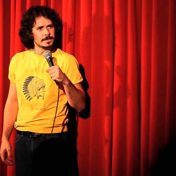 COSTEL revine la Constanţa! Stand-up comedy la Harlequin