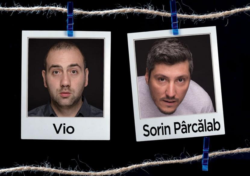 Stand-up comedy cu VIO si SORIN