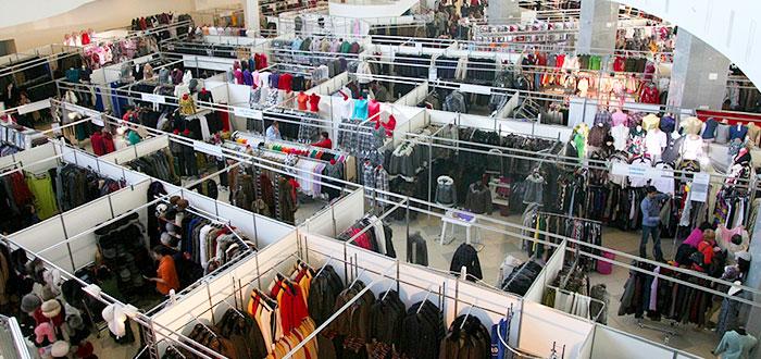 Târg de haine TINIMTEX, la Pavilionul Expoziţional Mamaia
