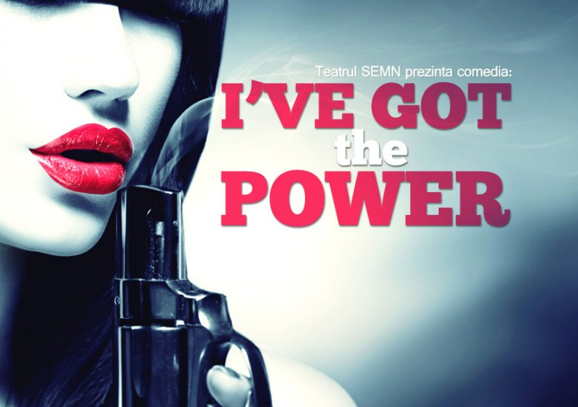 PREMIERA. Comedia I'VE GOT THE POWER, la Harlequin